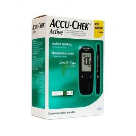 Le lecteur de glycémie Accu-Chek Active