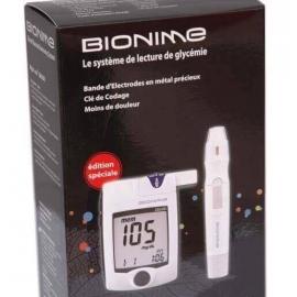 Lecteur de glycémie Bionime GM300